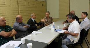 اجتماع لعدد من مؤسسات وتنظيمات شعبنا في ملبورن استراليا (2)