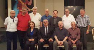 وفد من الوطني الآشوري وأبناء النهرين يلتقي عددا من ممثلي تنظيمات شعبنا في شيكاغو (1)