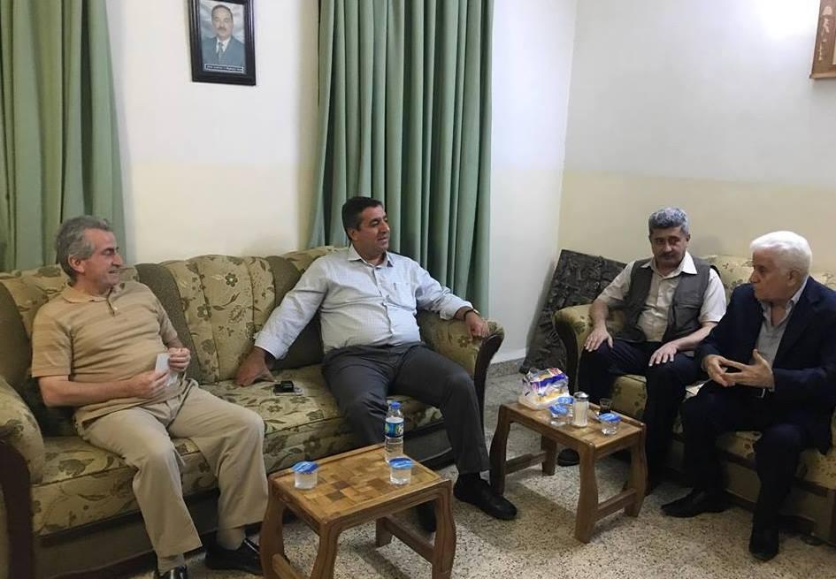 أبناء النهرين يستقبل في أربيل السيد بشير سعدي وعدد من الناشطين من أبناء شعبنا 2