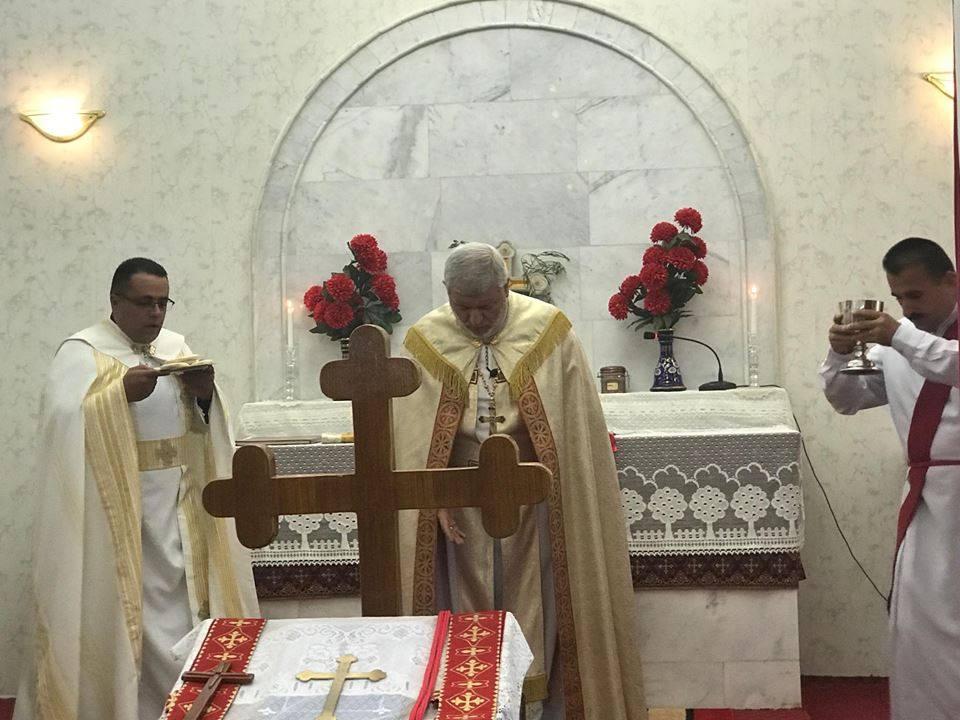 7 قداس تذكار السنة للراحل المناضل شمائيل ننو بنيامين، والأب الراحل بطرس يونان