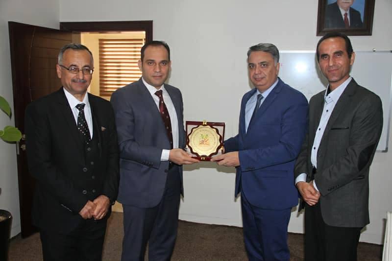وزير التعليم العالي في حكومة إقليم كوردستان اللغة السريانية جزء مهم من التراث السرياني 2