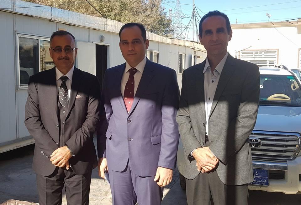 وزير التعليم العالي في حكومة إقليم كوردستان اللغة السريانية جزء مهم من التراث السرياني